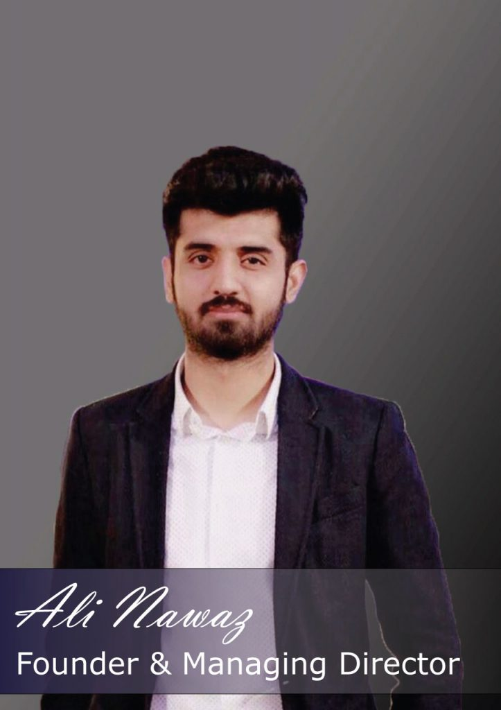 Ali Nawaz CEO Dekr Construction USA